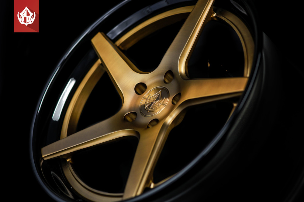 3 Piece Concave Finishes